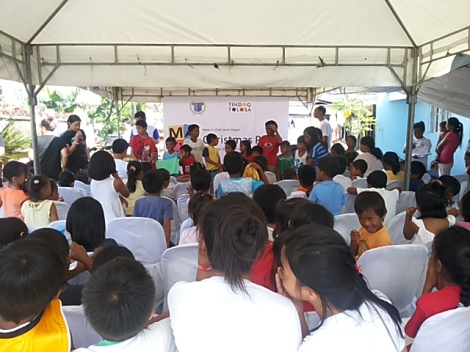 MACS event in Tolosa, Leyte