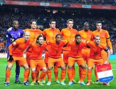 de Guzman: In the middle of the Dutch Team