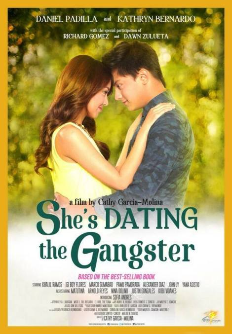 On why (watch) She's Dating the Gangster (the movie)?