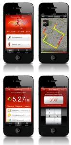 The Nike Running app. My running companion everytime I run (not under the rain, though).