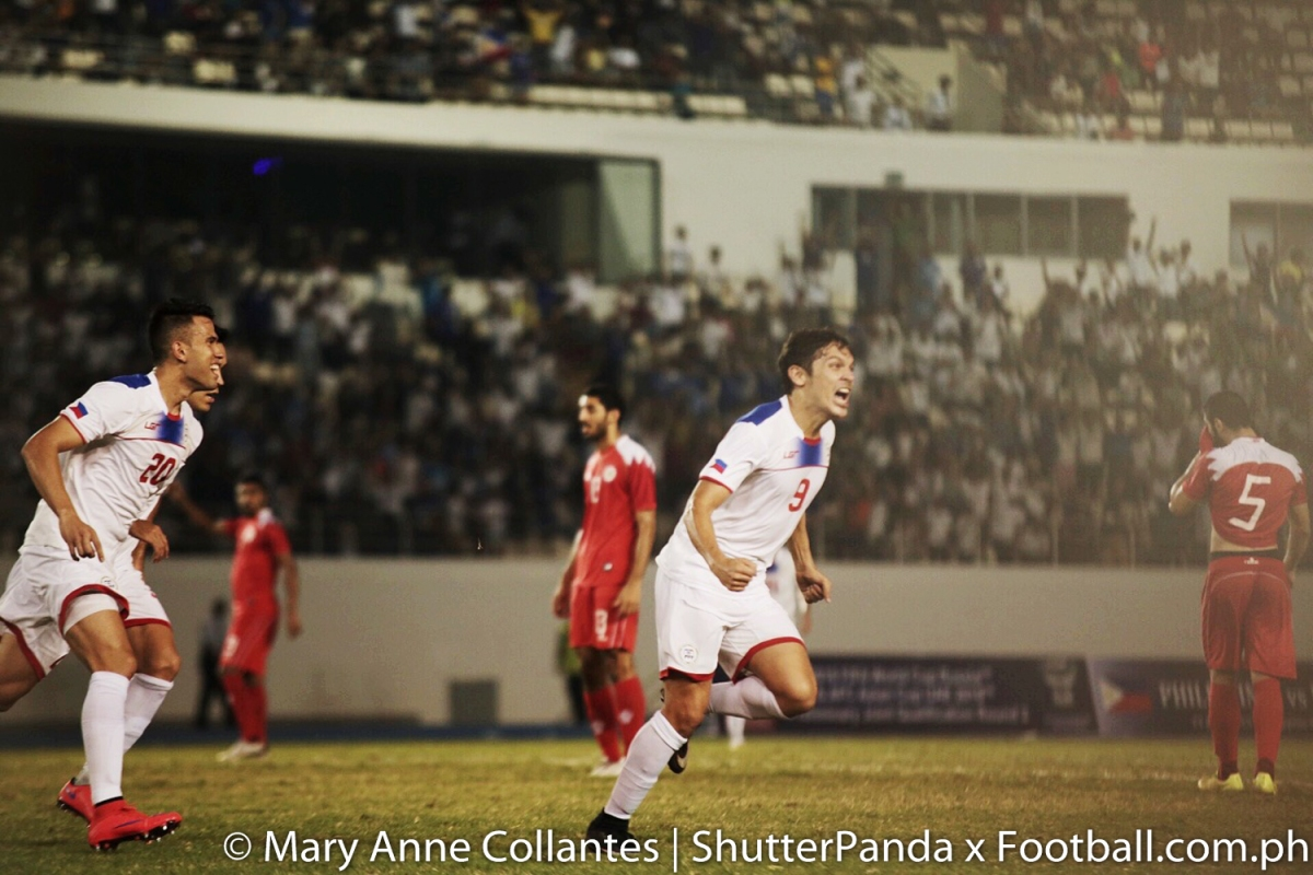 On The Azkals win vs. Bahrain in The 2018 World Cup Qualifier